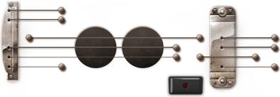 Google doodle LES PAUL'S
