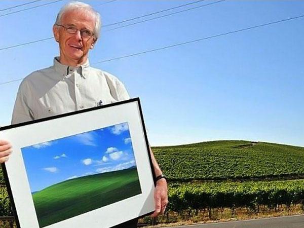 Windows XP Charles ORear