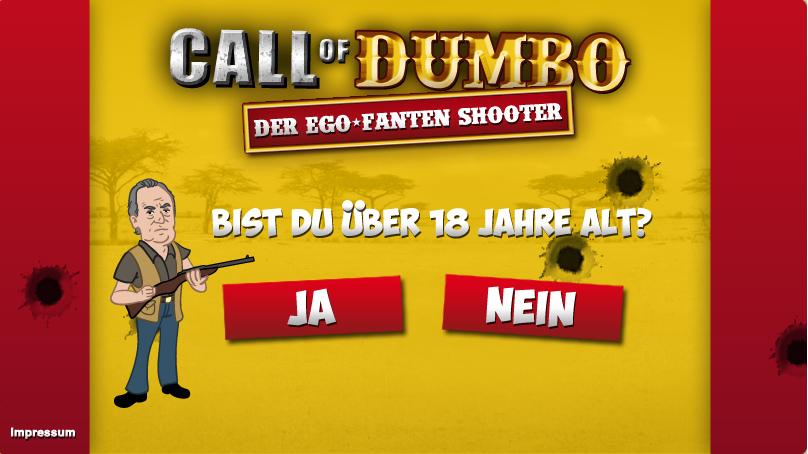 Call of Dumbo