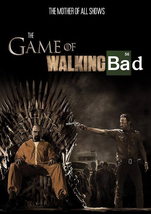 Game of the Walking Bad