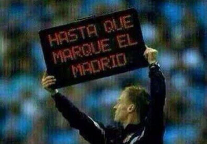 Hasta que el Madrid marque. Final Champions 2014