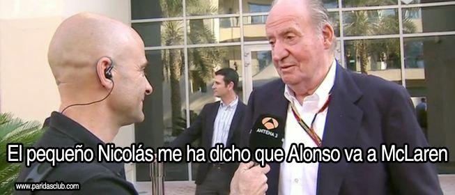 Alonso A Mclaren