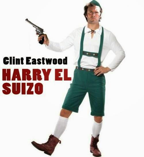 Harry el Suizo