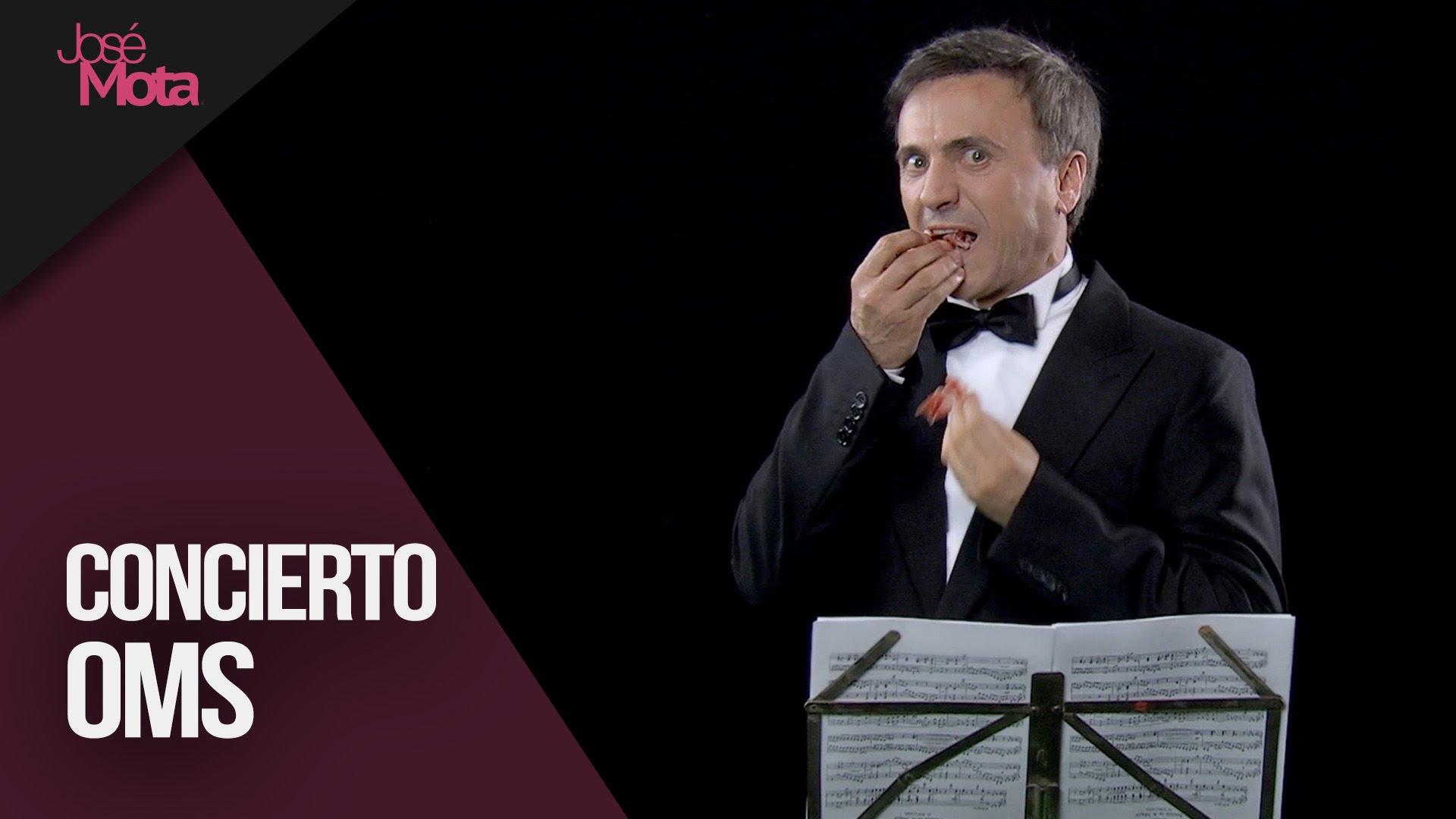 José Mota: Concierto de la OMS: Jamón Jamón