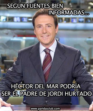 Descubrimos al padre de Jordi Hurtado