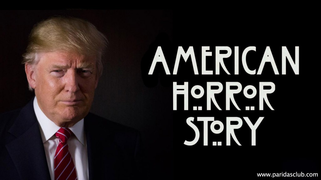 amreican-horror-story Donald Trump
