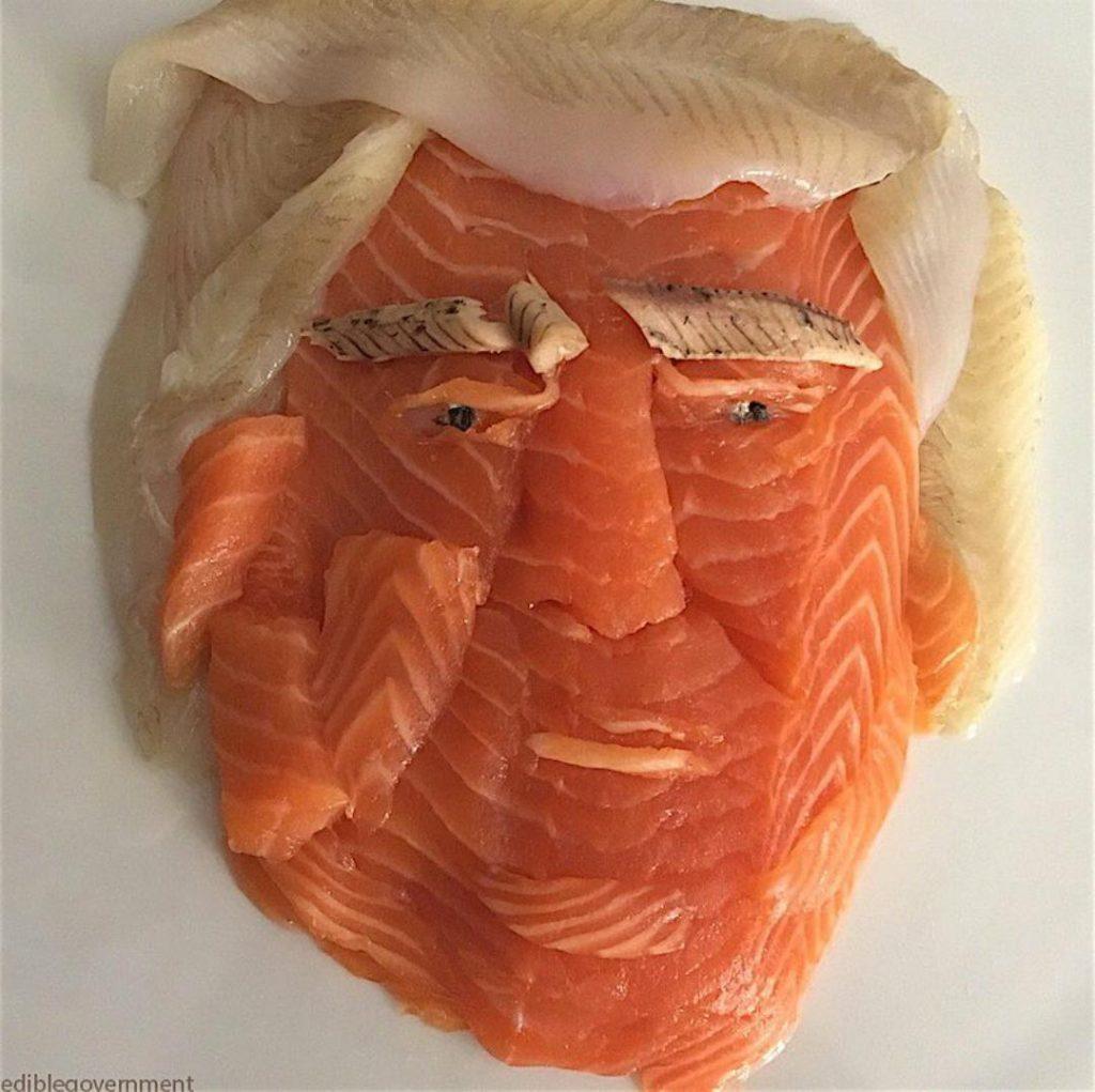 CaraSalmon Trump
