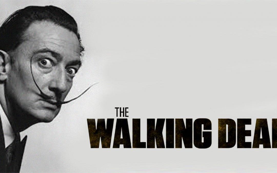 The Walking Dead ficha a Dalí