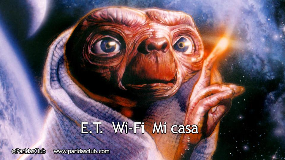 ET Wi-Fi mi casa