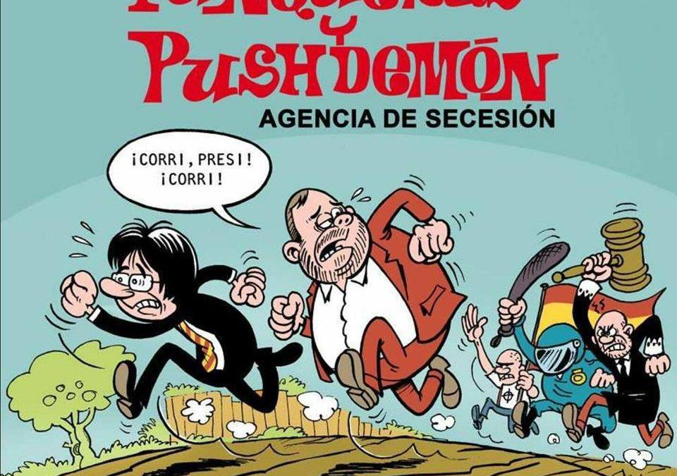 Agencia de secesión