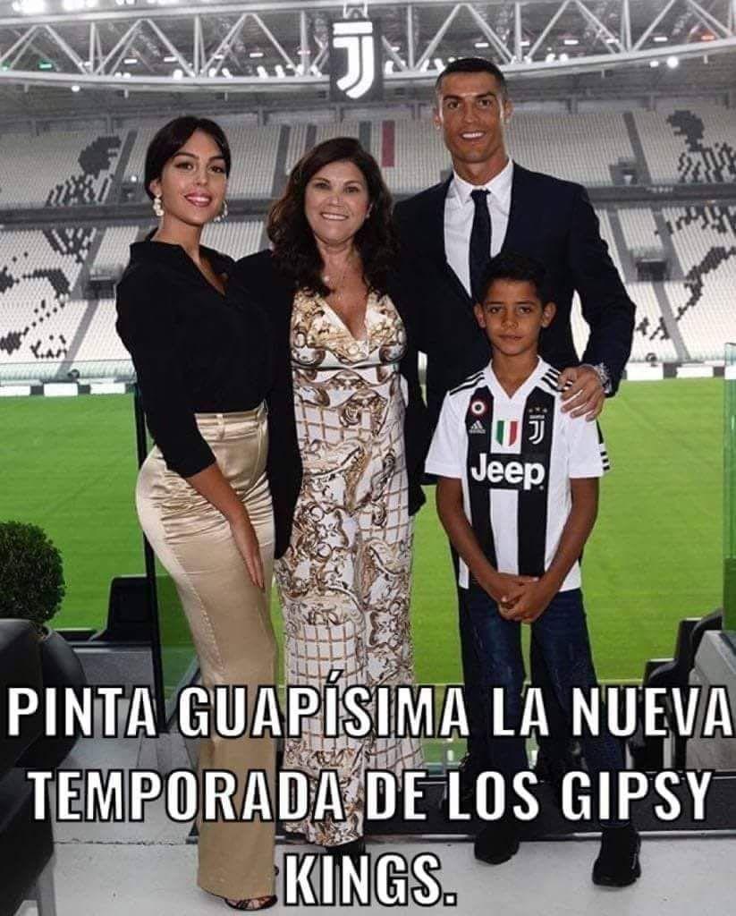 Gipsy Kings Ronaldo