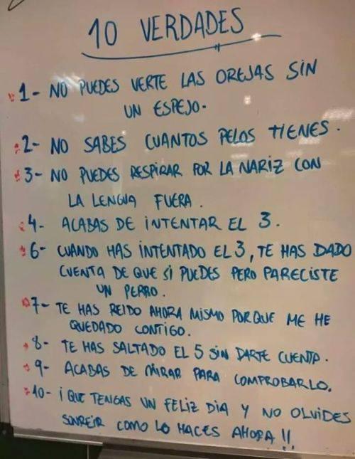 10 verdades