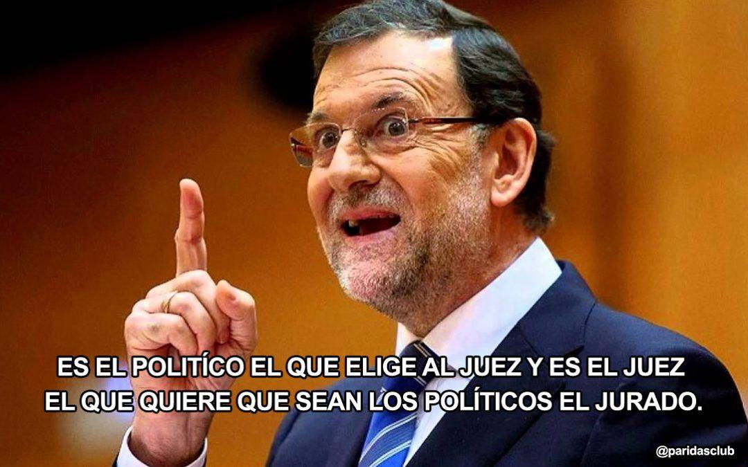 Rajoy declara por el juicio del procés