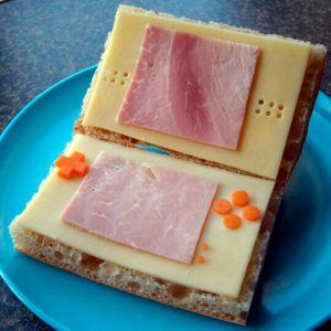 Sandwich Nintendo